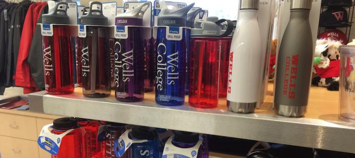 wells water bottles