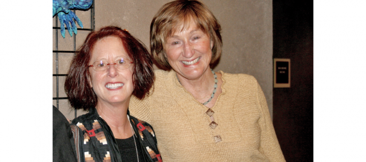 photo of jane lang and mary brayton