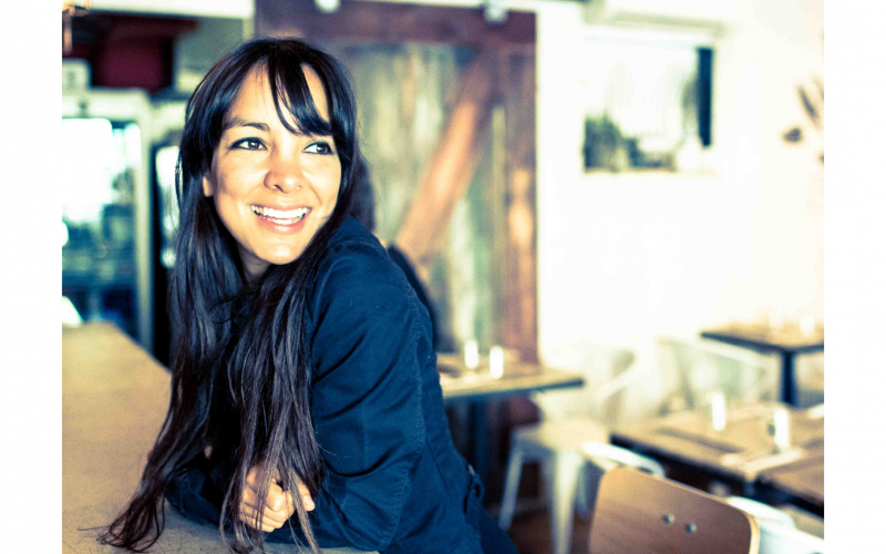 miki agrawal portrait