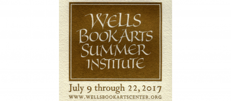 book arts summer institute logo