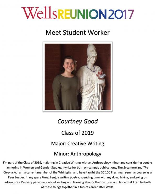 Courtney Good '19