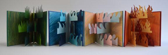 Handbound Book by Pwint Hinn