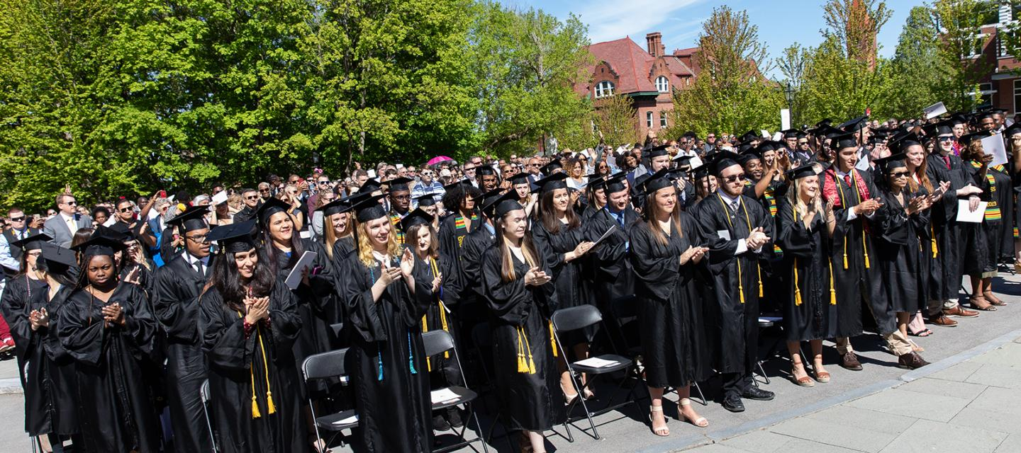 Wells College celebrates another graduating class at 151st Commencement
