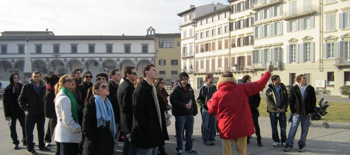 tour in Florence