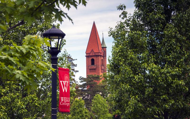 Wells College Bell Tower
