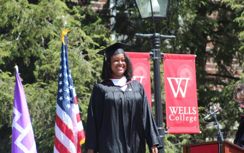 Wells College Commencement