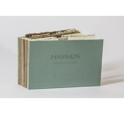 papermaking swatchbook