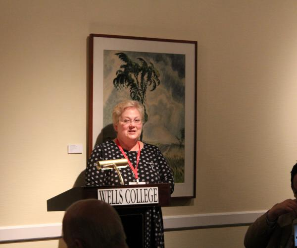 Janet Taylor Reiche Presenting Award