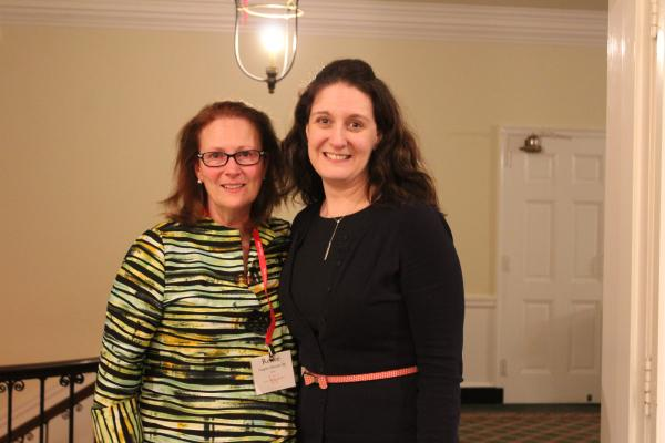 Christin Schaaf with Renee Minarik