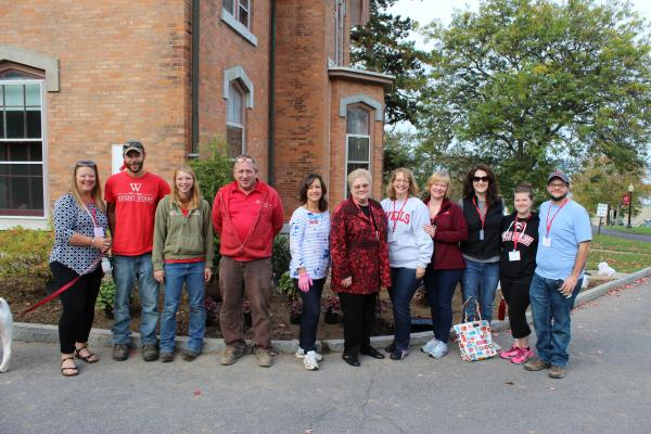 Fall Weekend Alumni Volunteers
